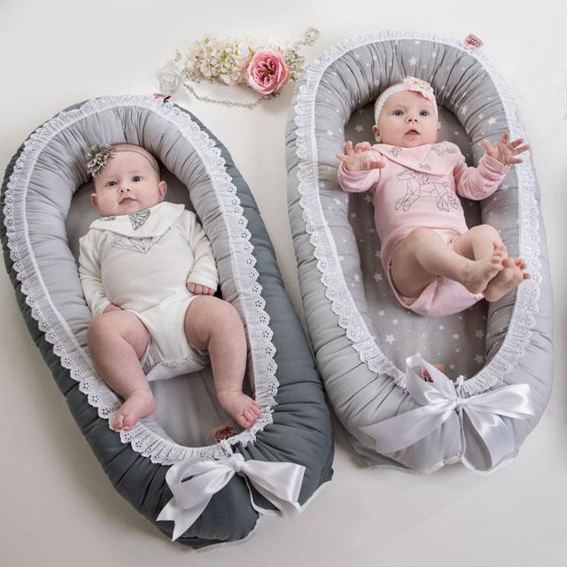Nøytral babynest